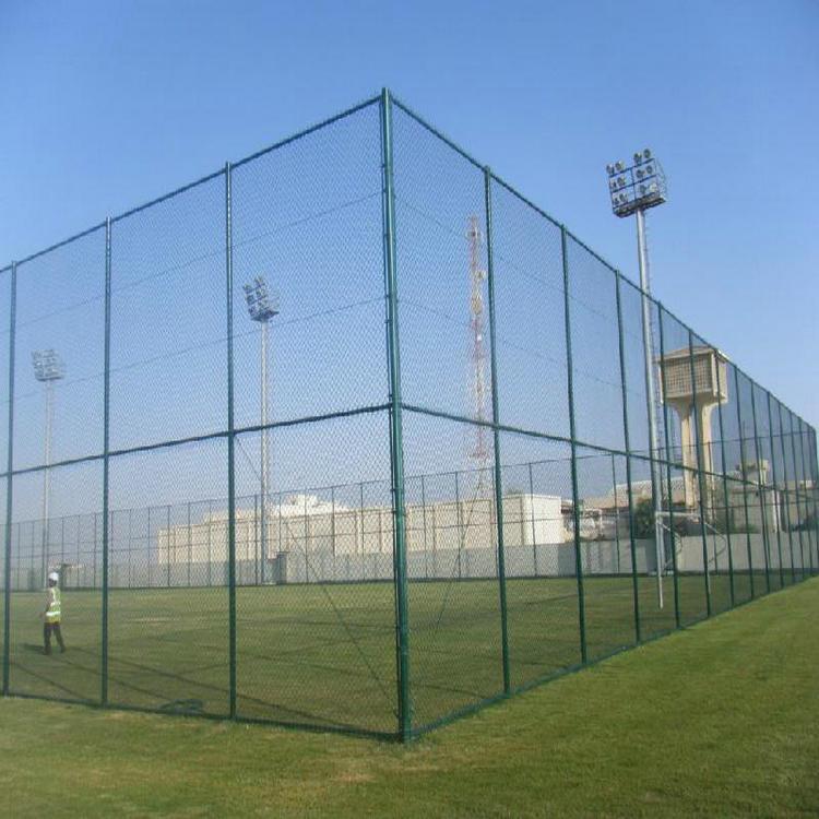 球场护栏应用